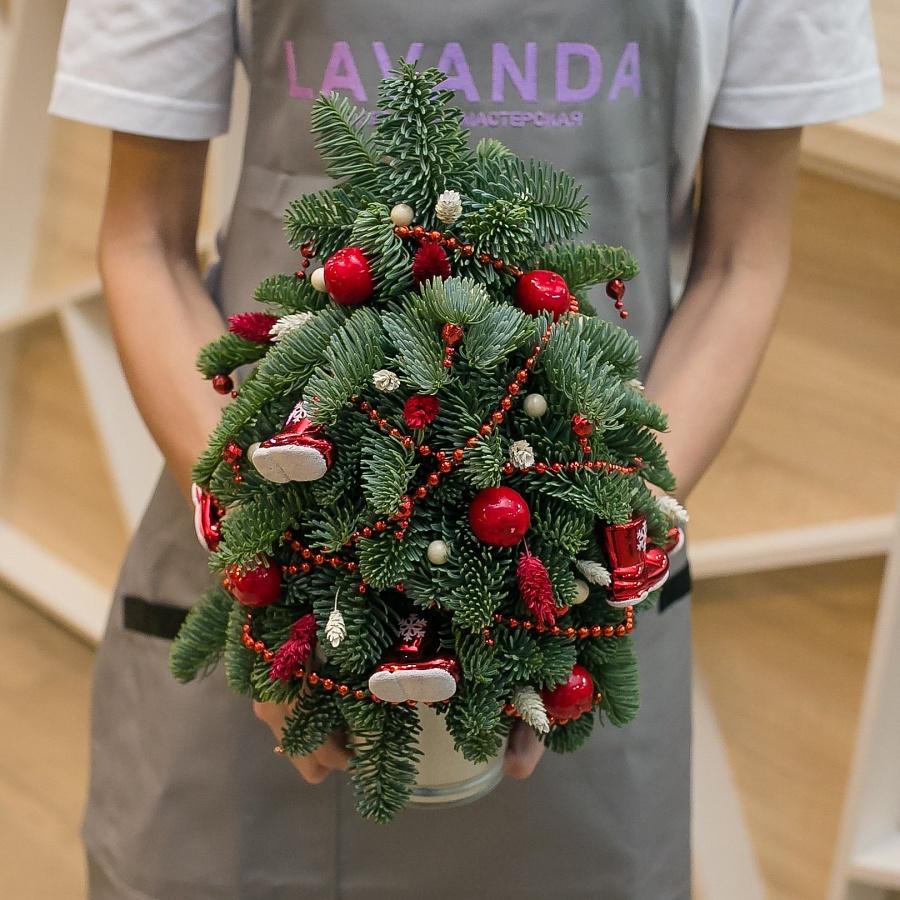 Рождественская ёлочка №1