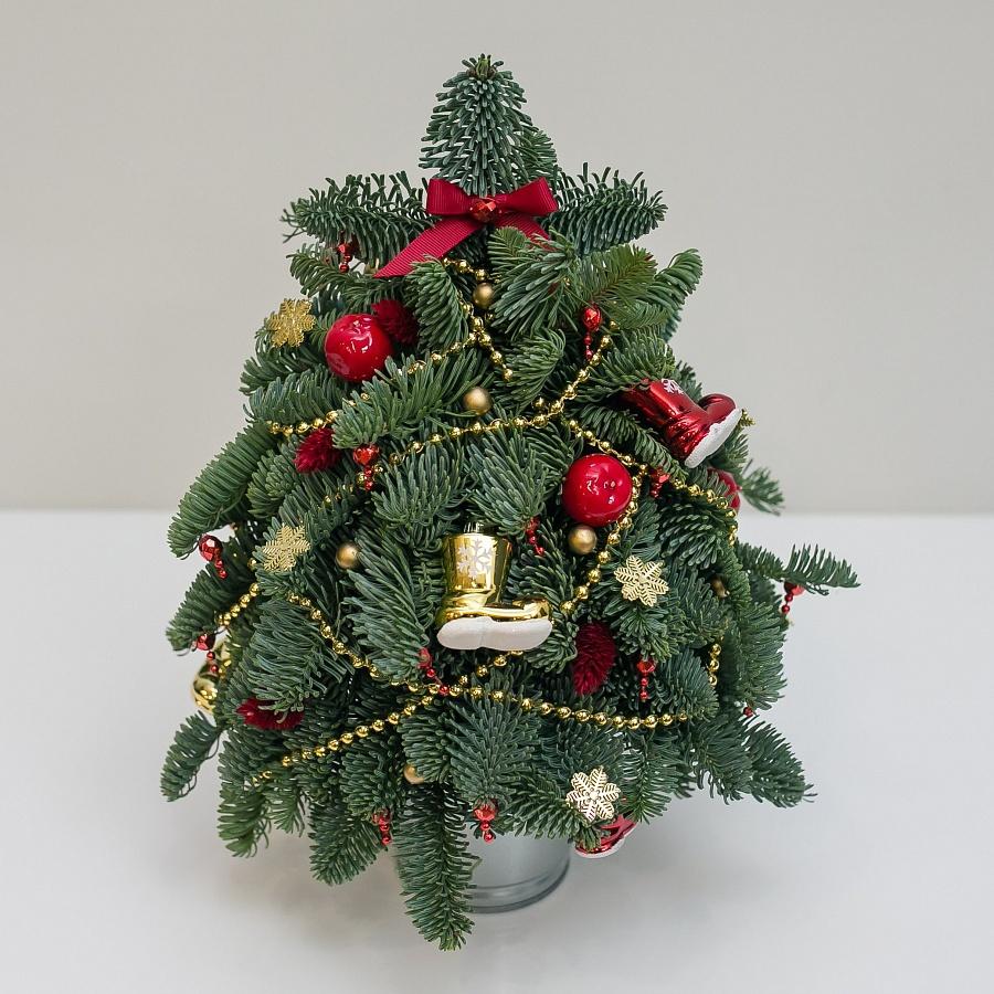 Рождественская ёлочка №2