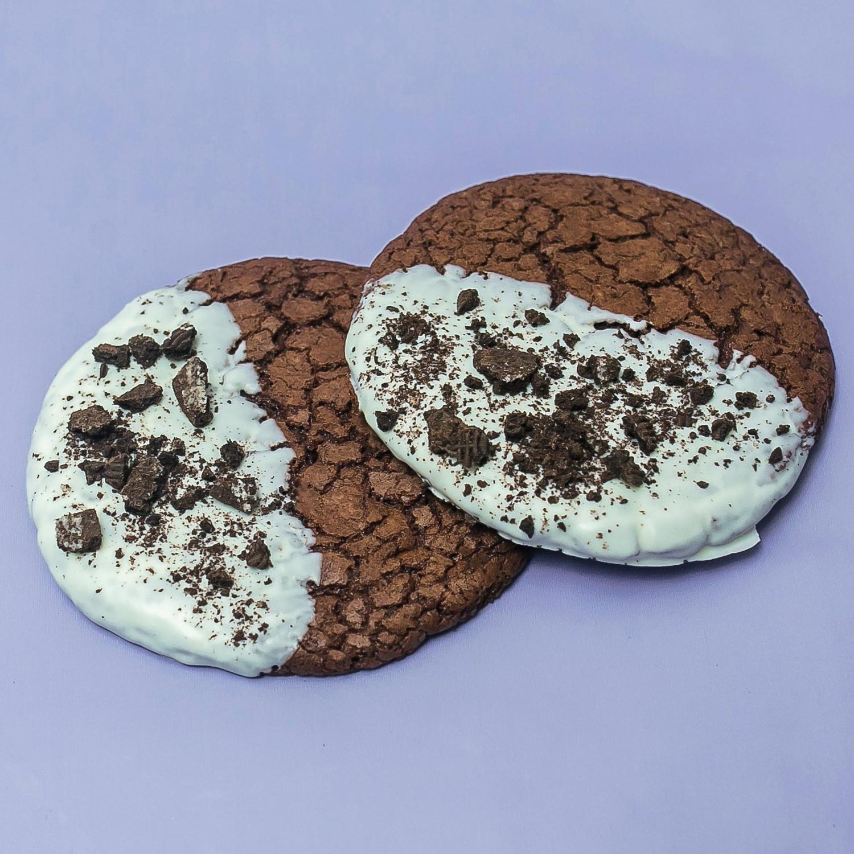 5 шоколадных печений