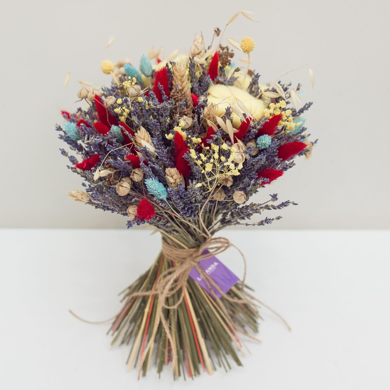 Сухоцветы для дома