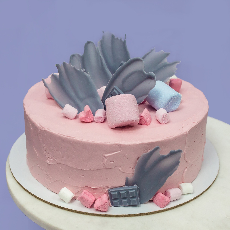 Торт «Черничный» 1.25 кг.