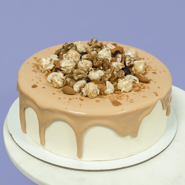 Торт «Кофейно-медовый» 1.25 кг.