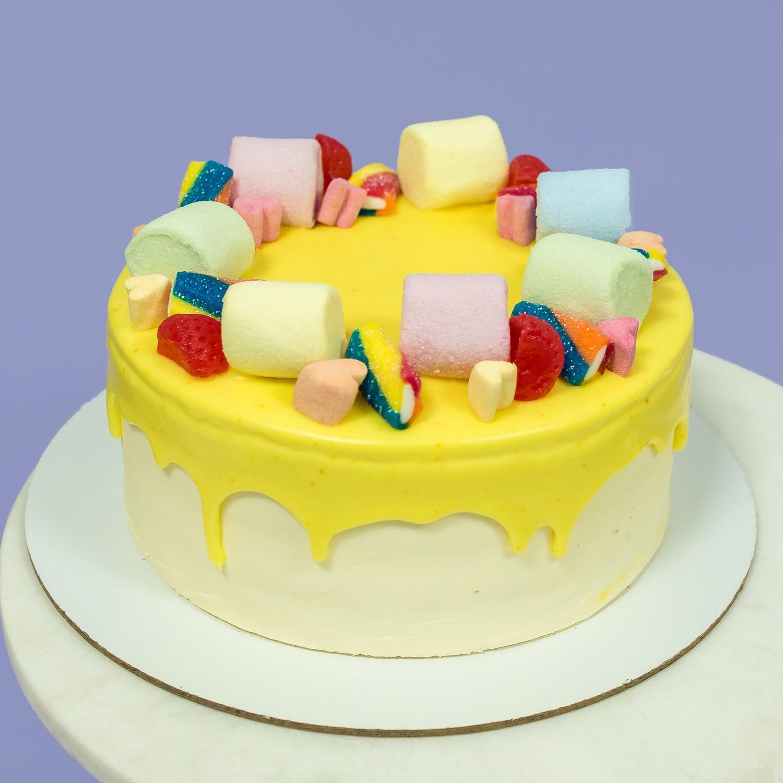 Торт «Банановый» 1.2 кг.