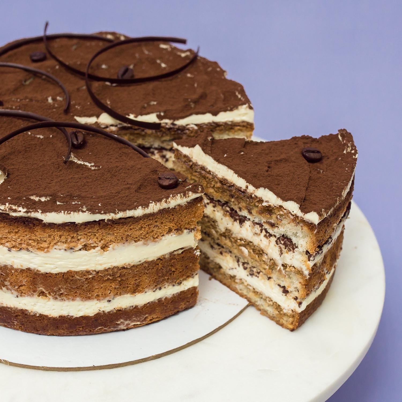 Торт «Тирамису» 1.1 кг.