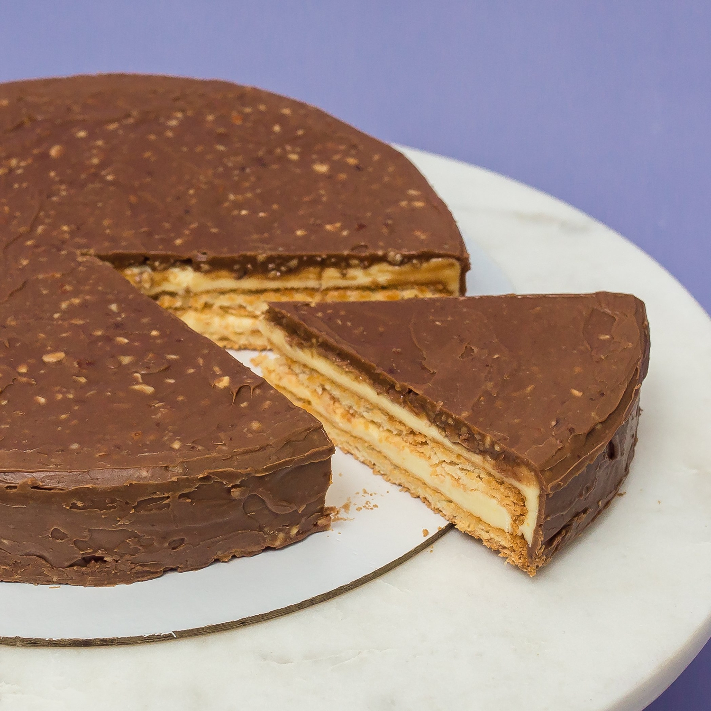 Торт «Миндальный» 500 гр.